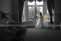 Bridal Portrait at Redbridge Registrar's Office